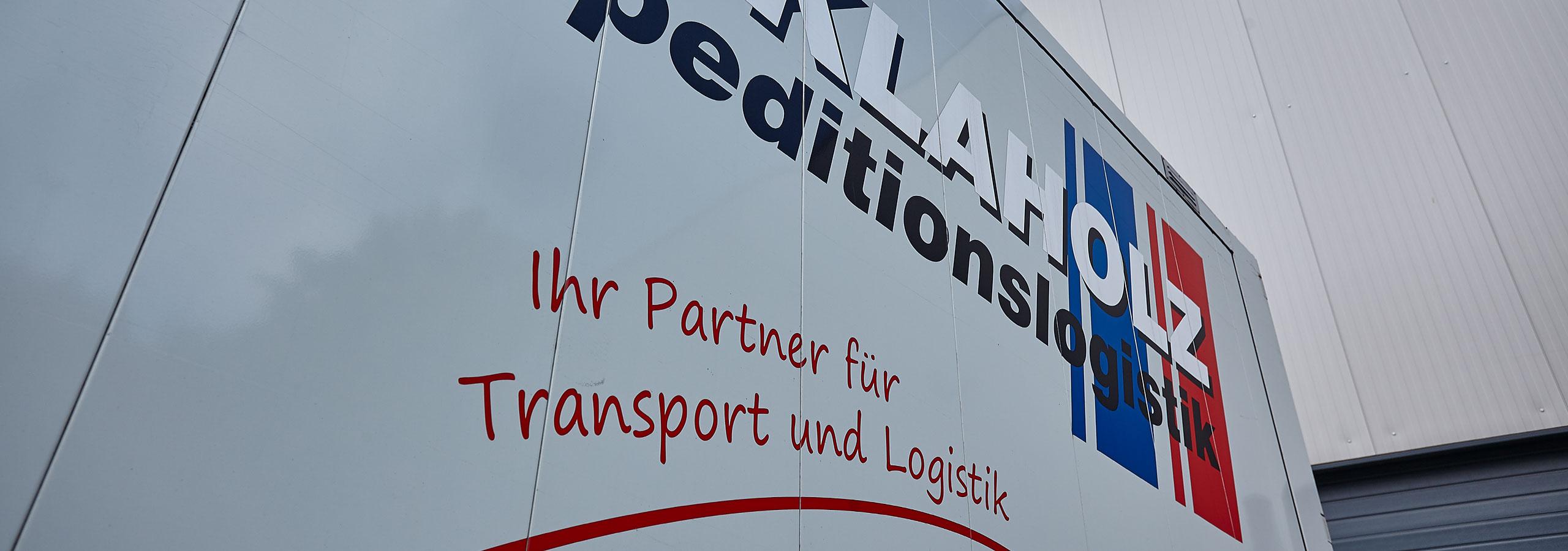 Ihr Partner für Transport und Logistik
